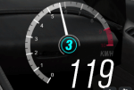 Mod de vitezometru (speedometer)