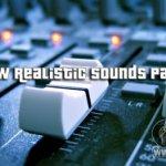 Mod de sunete realistice