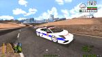 Lamborghini de politie pe Infernus
