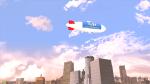 Baloane pe cer ca in GTA V