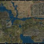 Mapa pe M in stil PUBG (sau Hunger Games)